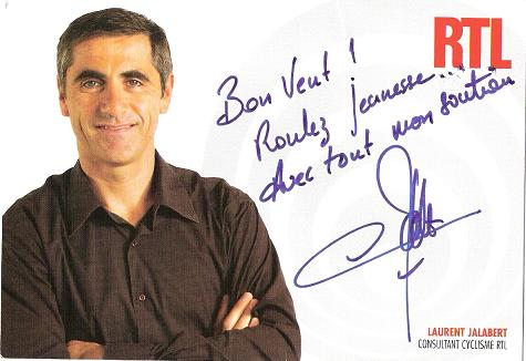 Soutien Laurent Jalabert